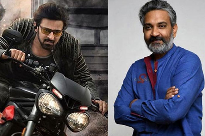 All Heroes Fans Seek Success Of Prabhas -Rajamouli