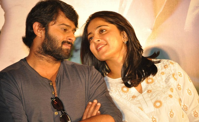 Prabhas: 'Anushka doesn't attend calls on time'
