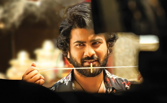 Charan to release sound-cut trailer of 'Ranarangam'