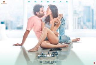 Shraddha and Prabhas sizzling chemistry in new poster