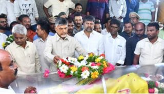 19 cases were filed against in Kodela in three months: Babu