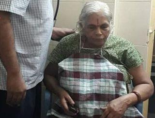 74 yr old Telugu Woman gives birth to twins