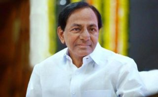 KCR no more offensive, becomes defensive!