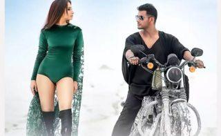 Vishal's Action Teaser: Full Of Stunts