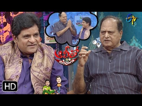 Alitho Saradagaa – 16th Sep with Actor Chalapathi Rao