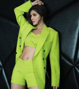 Pic Talk: Sacred Games Beauty Shines In Neon