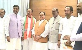 Who are left in Telangana TDP now?