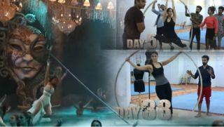 Video: The Hard Work Behind Heroine's Pole Dance