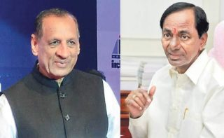 Why did Narasimhan reject KCR's offer?