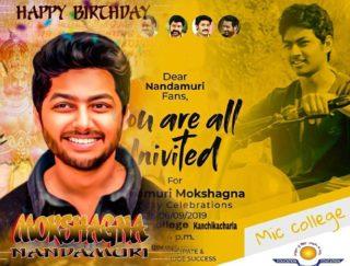 Mokshagna's Birthday: Fans Trying It Hard, But..