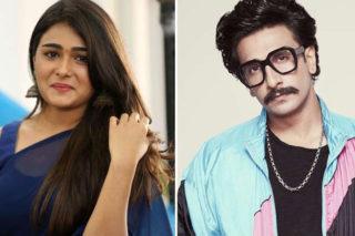 Shalini Pandey to romance Ranveer Singh!