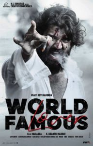 #WFL First Look: Beard, Blood and Intense Vijay D