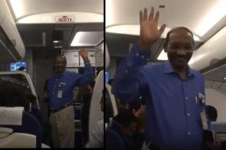 Viral Video: ISRO Chief Sivan Applauded By Entire Flight
