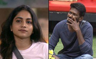 #BiggBoss3 Elimination: Mahesh or Punarnavi or both?