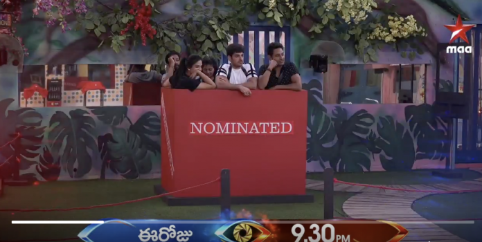 Bigg Boss 3 Telugu 23rd October – Which nominated contestant will get viewers approval?
