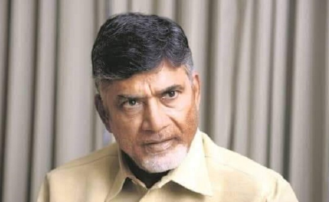 YSRC digs out anti-Hindu comments of Naidu!