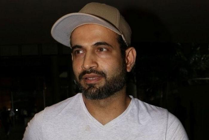 Cricketer Irfan Pathan Turns Villain To Vikram