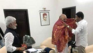 At Last, Jagan Meets Amit Shah