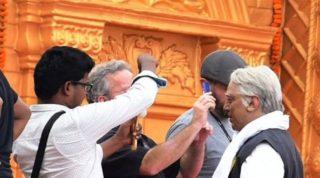 Leaked Pics: Kamal Haasan In Indian 2