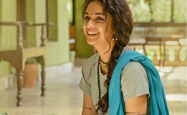 Pic Talk: Stunning Keerthy Suresh