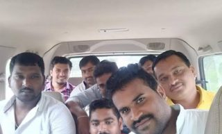 Hyd: 6 killed after SUV falling into Nagarjuna Sagar
