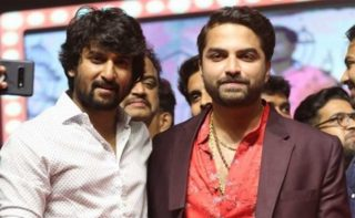 Vishwak Sen's Next In Nani's Production House