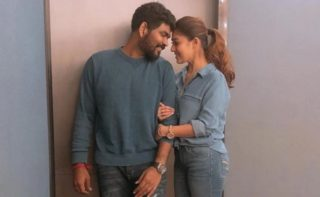 Nayanthara's boyfriend expresses love openly