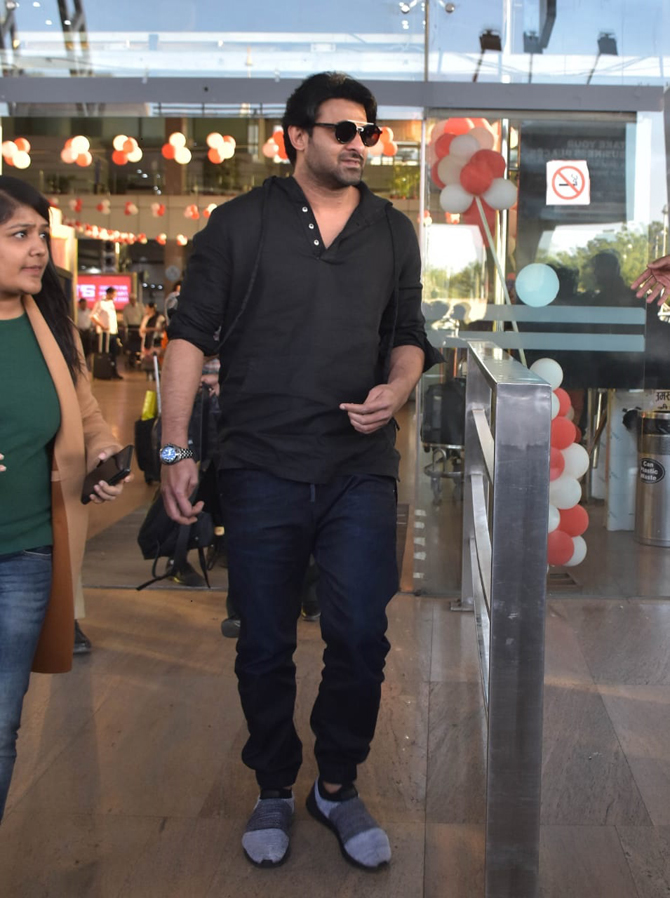 50 Days On And Prabhas Hasn't Changed