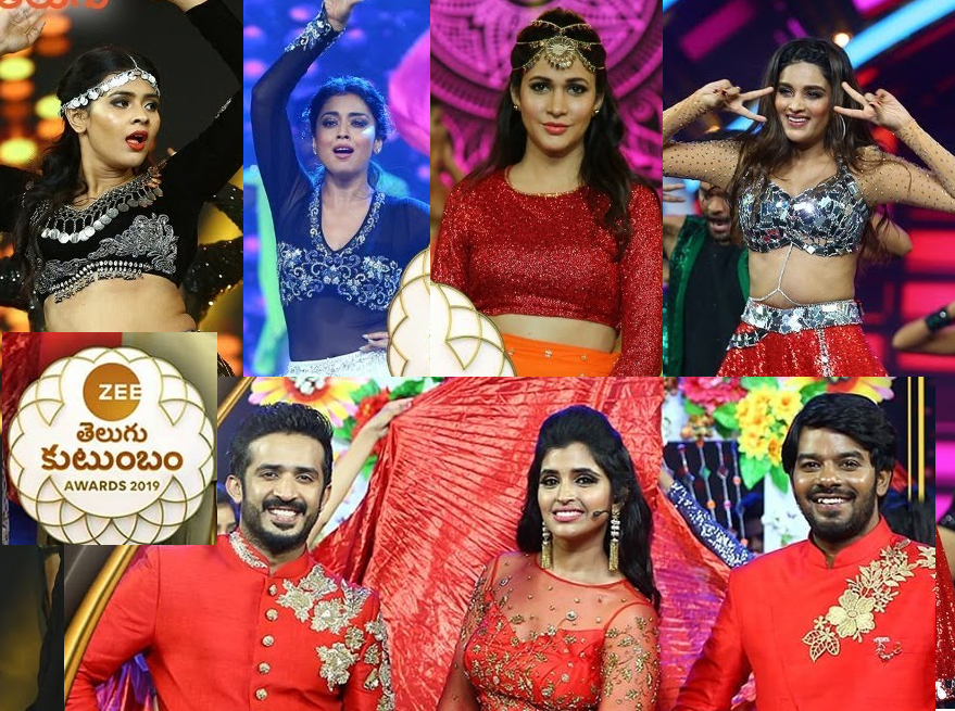 Zee Kutumbam Awards 2019 – 20th Oct