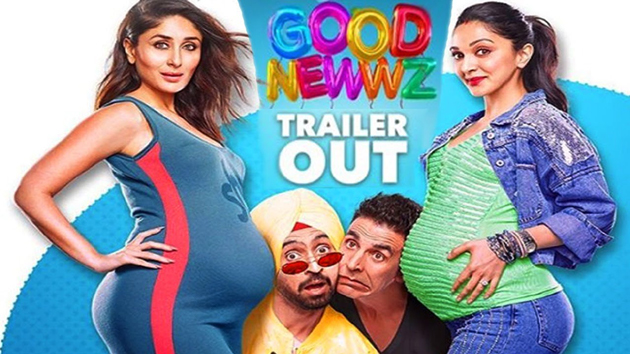 Trailer Talk: Unlikely Mix Up – Good Newwz