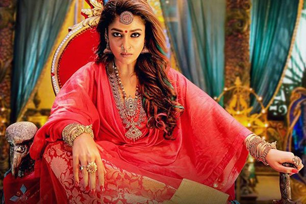 Lady South Indian Superstar – Nayantara!