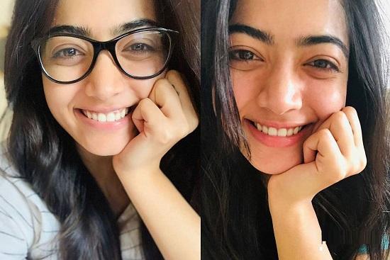 Rashmika Mandanna hardly wears makeup and still looks fabulous