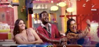 Bigg Boss 3 Telugu Finale Event 2nd November 2019 – Rahul, Sreemukhi and Punarnavi dancing, Who won?