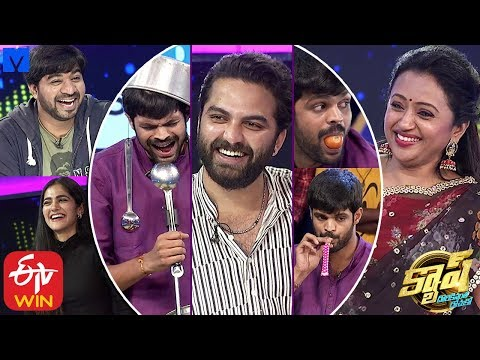Suma Cash Game Show – 7th Dec Vishwaksen,Mahesh,Simran,Abhinav
