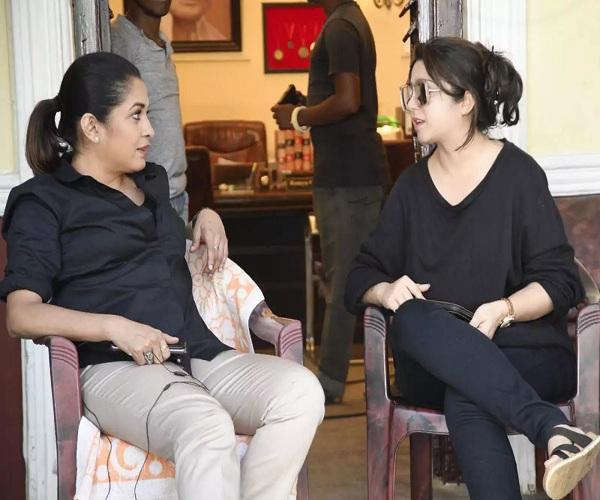 What's Behind Ramya Krishna And Charmme's Goa Meet?