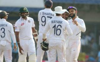 Cricket: India wraps Bangladesh in three days