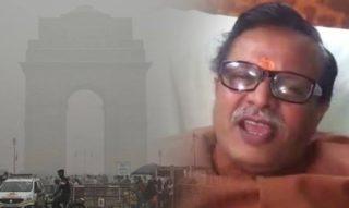 Pak, China responsible for Delhi pollution: BJP leader