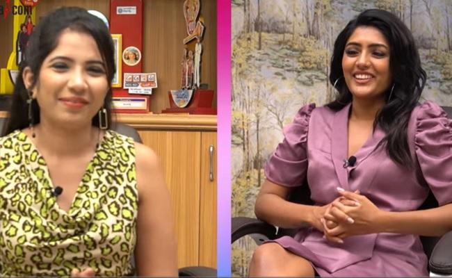 Eesha Rebha: 'I am Always Hot'