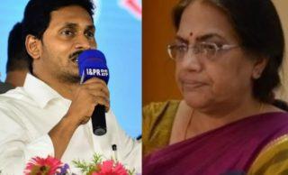 Nilam Sawhney appointed Andhra Chief Secretary