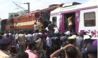 Kacheguda Train Accident: Two train collide leaving 30 injured