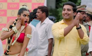 Watch: RGV Releases Political Item Song