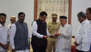 Maharashtra CM Devendra Fadnavis resigns