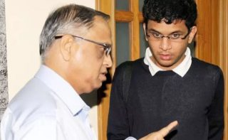 Infosys Murthy's son Rohan marrying again soon