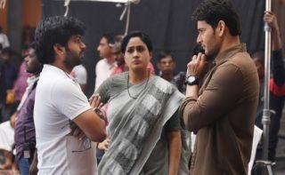 Pic Talk: Determined Mahesh, Shanthi and Anil
