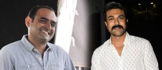 Vikram Meets Charan, What's Up?