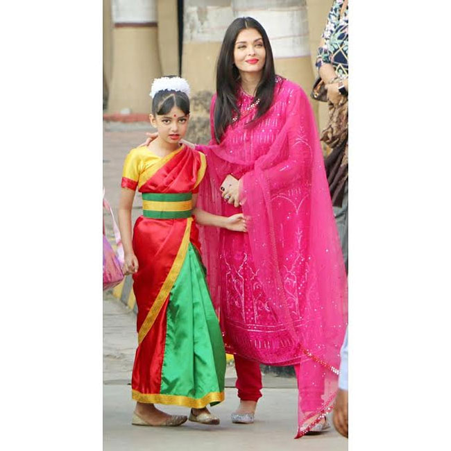 Viral Video: Aishwarya daughter impresses one and all
