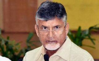 Naidu Threatens Speaker Thammineni