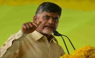What happened to Naidu's democratic compulsions?