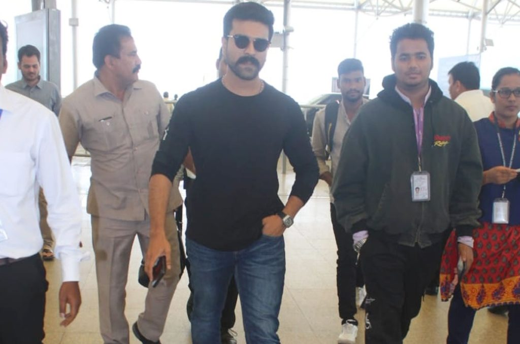 Here Is Where Charan Heading For New Year