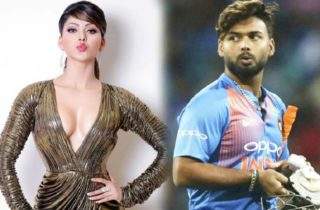 Cricketer Rishabh Pant dating Bolly actress?
